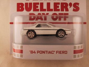 Hot Wheels Retro Entertainment 2013, Ferris Bueller's Day Off '84 Pontiac Fiero