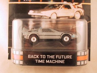 Hot Wheels Retro Entertainment 2013, Back to the Future Time Machine