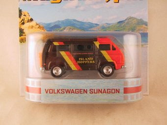 Hot Wheels Retro Entertainment 2013, Magnum, P.I. Volkswagen Sunagon