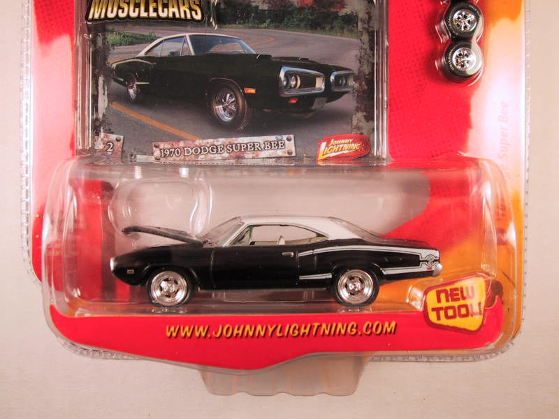 Johnny Lightning Muscle Cars, Release 17, '70 Dodge Super Bee