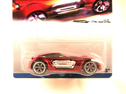 Hot Wheels Designers Challenge Dodge XP-07, Red