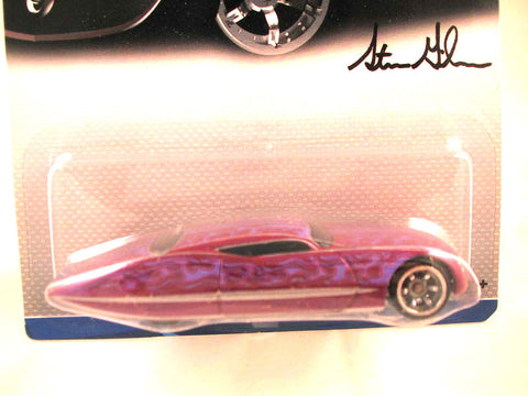Hot Wheels Designers Challenge Ford Gangster Grin, Purple