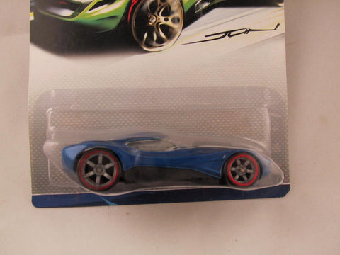 Hot Wheels Designers Challenge HW40, Blue