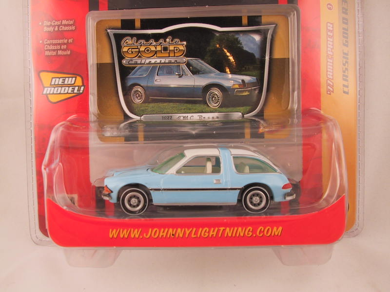 Johnny Lightning Classic Gold, Release 37, '77 AMC Pacer