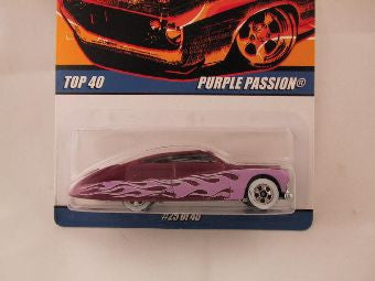 Hot Wheels Since '68 Top 40, Purple Passion