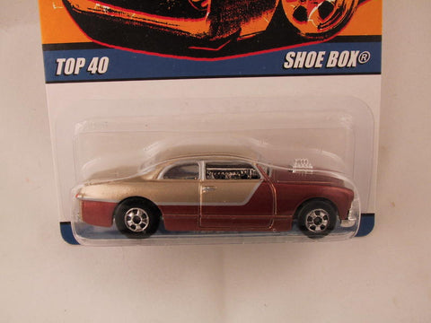 Hot Wheels Since '68 Top 40, Shoe Box