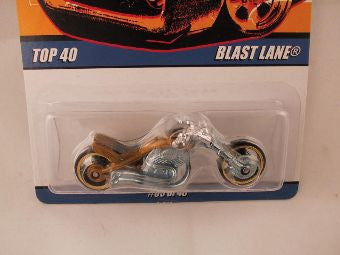 Hot Wheels Since '68 Top 40, Blast Lane