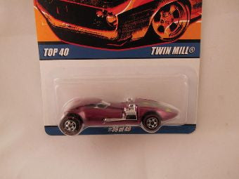 Hot Wheels Since '68 Top 40, Twin Mill