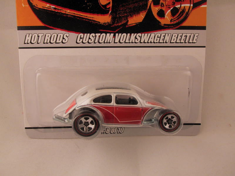 Hot Wheels Since '68 Hot Rods, Custom Volkswagen Beetle