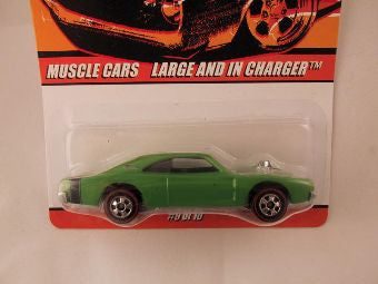 Hot Wheels Since '68 Muscle Cars, Large and In Charger