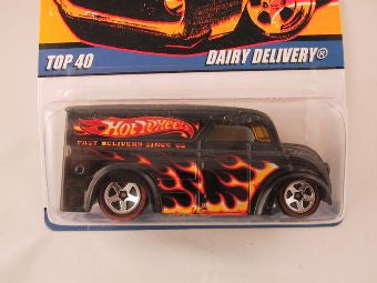 Hot Wheels Since '68 Top 40, Dairy Delivery