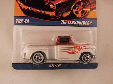 Hot Wheels Since '68 Top 40, '56 Flashsider