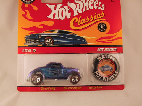 Hot Wheels Classics with Button, Neet Streeter