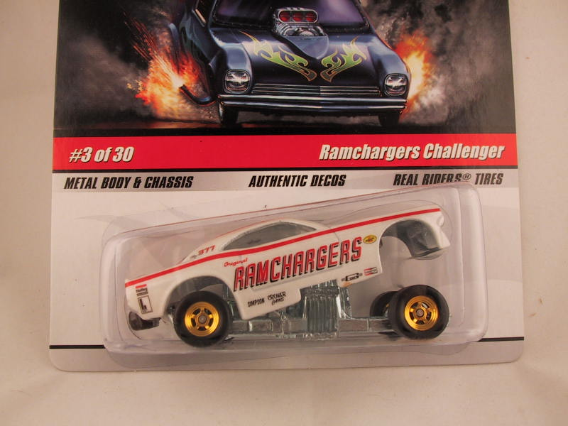 Hot Wheels Drag Strip Demons 2009, Ramchargers Challenger