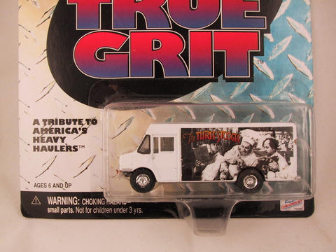 Johnny Lightning True Grit, Snack Truck, The Three Stooges