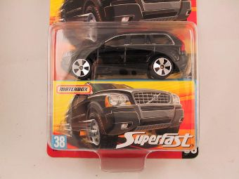 Matchbox Superfast 2006-2007, #38 Volvo XC90