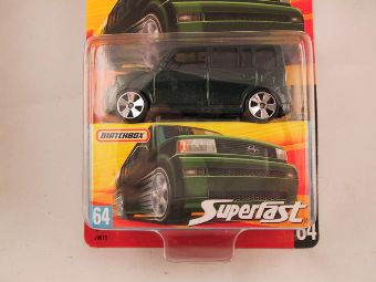 Matchbox Superfast 2006-2007, #64 Scion xB