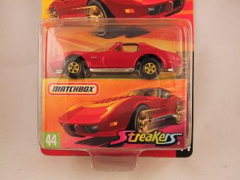 Matchbox Superfast 2006-2007, #44 1976 Corvette