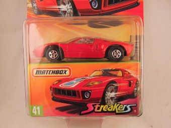 Matchbox Superfast 2006-2007, #41 Ford GT