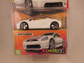 Matchbox Superfast 2006-2007, #55 Mitsubishi Eclipse