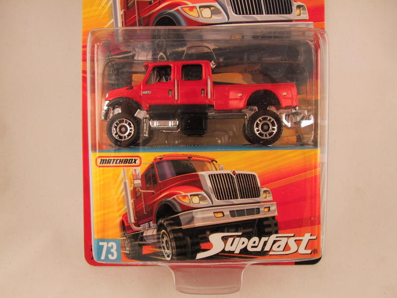 Matchbox Superfast 2006-2007, #73 International CXT
