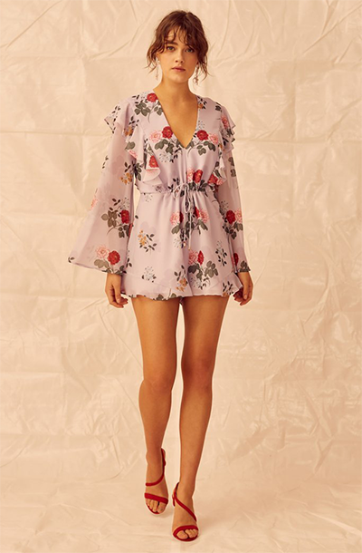 PRETTY ONE PLAYSUIT