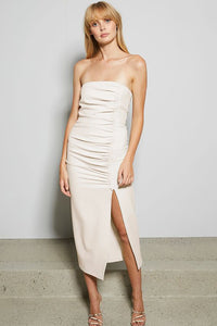 SOFIE STRAPLESS DRESS