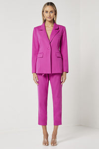RIVER BLAZER & PANT SET