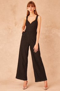 LONELY LACE JUMPSUIT