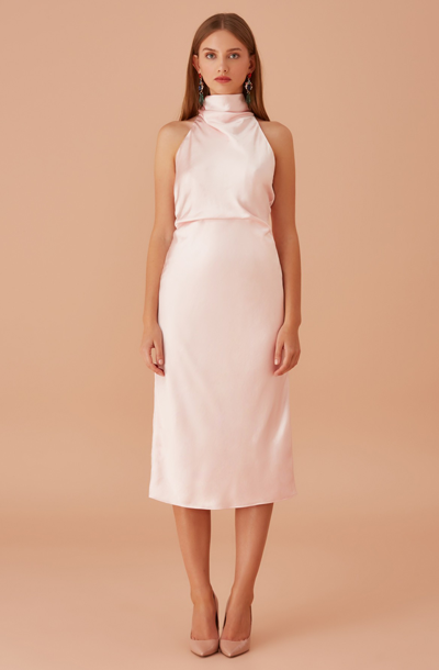 MANOR MIDI DRESS