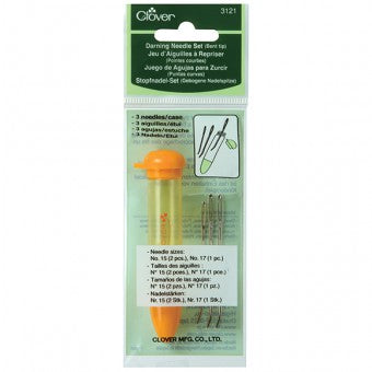 Clover 3121 Tapestry Needle Set (Bent Tip)