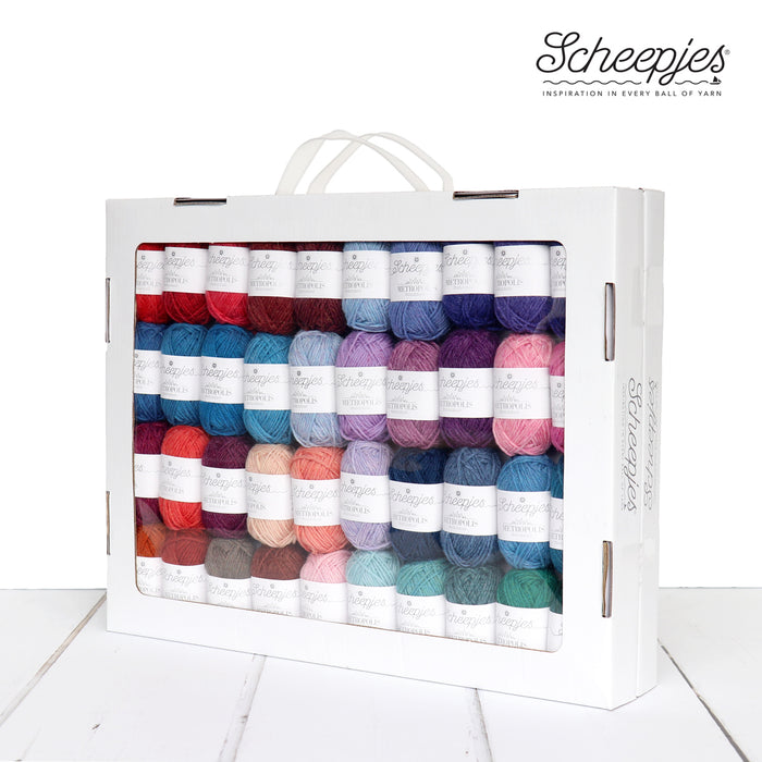 Scheepjes Metropolis Colour Pack
