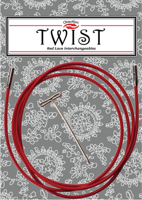 ChiaoGoo Twist Cables (LARGE)