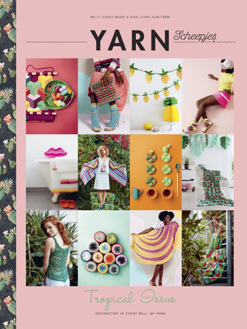 Scheepjes Yarn Magazine - The Tropical Issue
