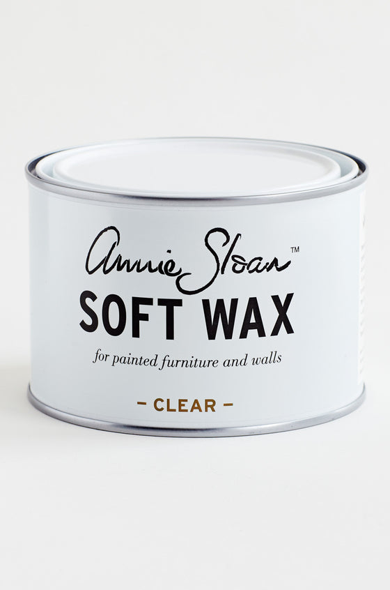 The original Annie Sloan Clear Wax