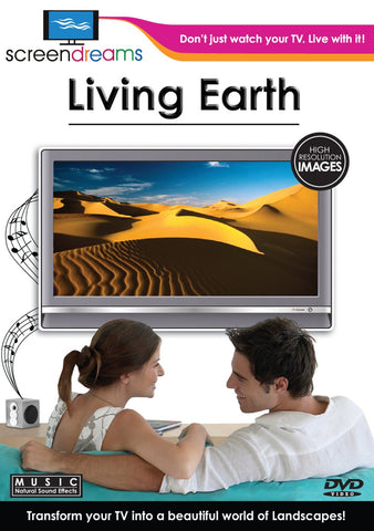 Screen Dreams Living Earth - DVD