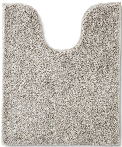 Cannon Plush Bath Contour Rug (Oxford Grey)
