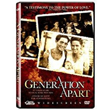 A Generation Apart (has sticker) - DVD