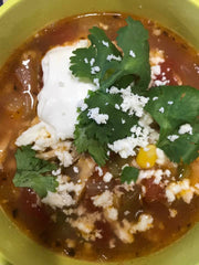 Bootleg Barrelhouse Blend Mexican Soup