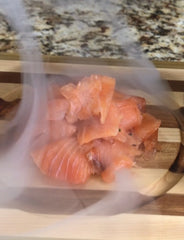 Outlaw Surf & Turf Smoked Salmon Lox