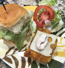 Outlaw Trout Sliders
