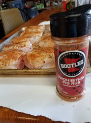 Prohibition Pig Rub Chicken