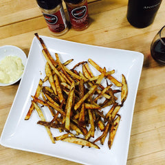Speakeasy Season Salt fries