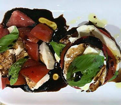 Speakeasy Caprese Salad