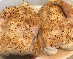 Outlaw Cornish Game Hens