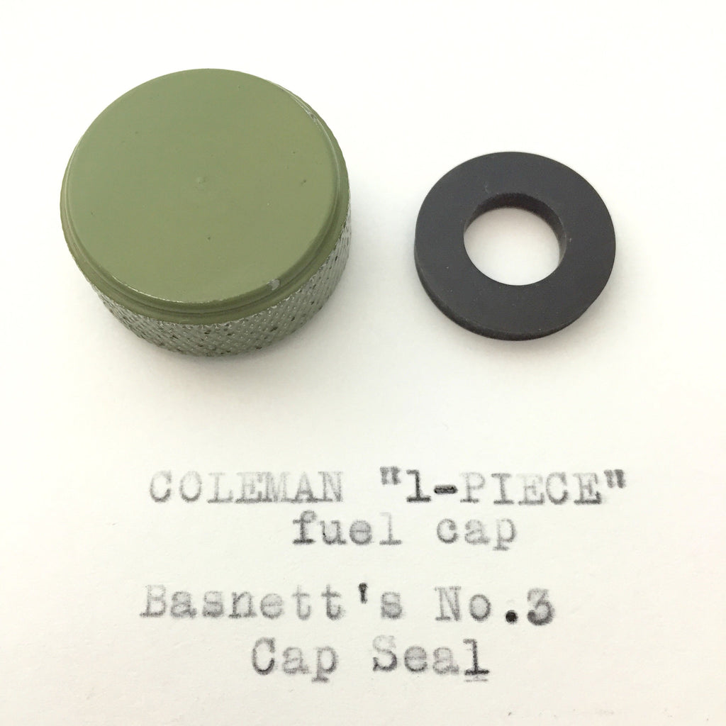 How to Identify Vintage Lantern Fuel Caps