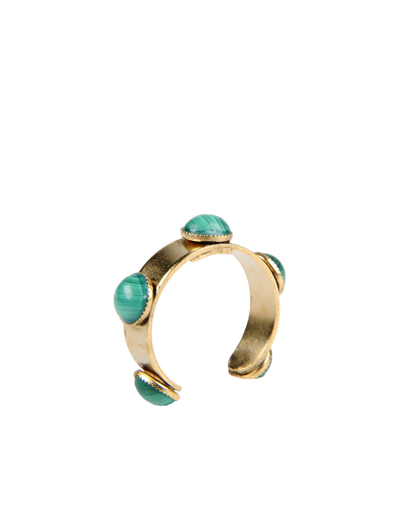 ANA M BAGUE MALACHITE