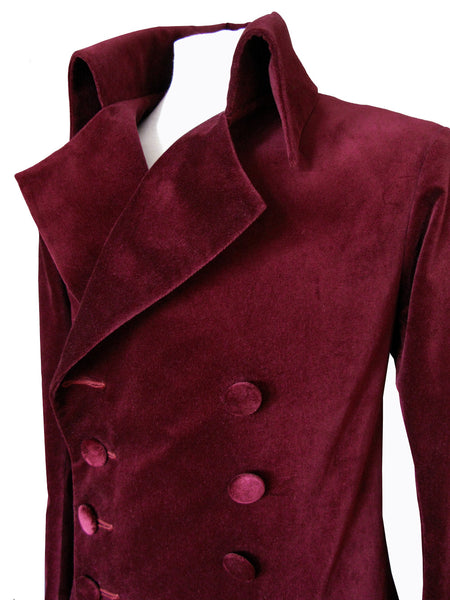 Pimpernel Clothing Velvet Robe Gown