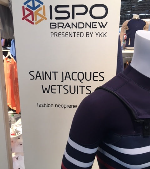 Saint Jacques Wetsuits ISPO AWARD