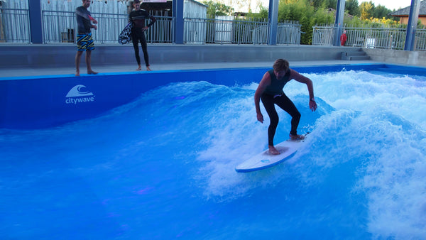 surfing wave pool wetsuit